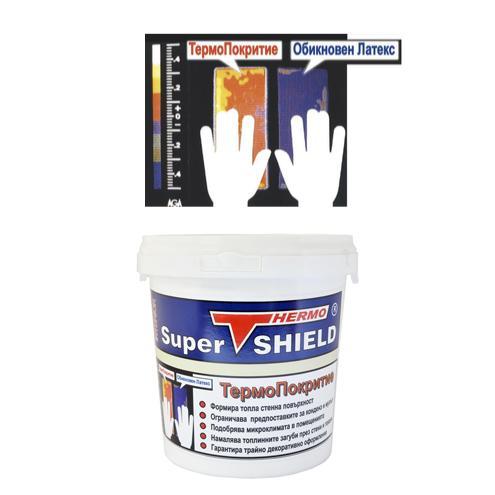 Термошилд – SuperShield интериор – опаковка 10 литра