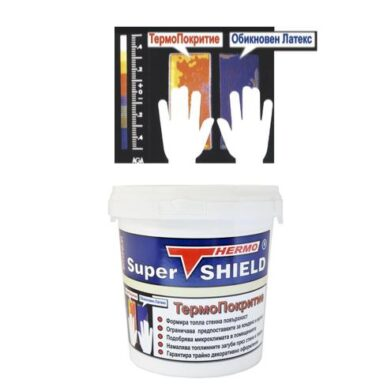 Термокерамично покритие SuperShield интериор – опаковка 1 литър