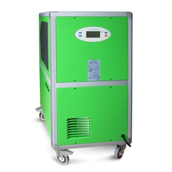 Промишлен влагоуловител DanVex DEH-1600i до 158л на ден