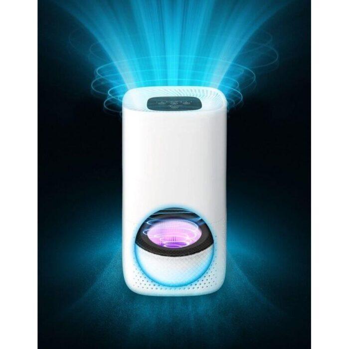 Въздухопречиствател Lanaform Air Purifier с UV лампа