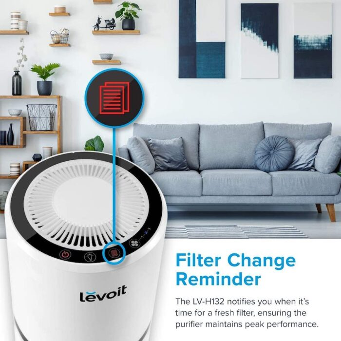Пречиствател за въздух Levoit LV-H132, 12㎡