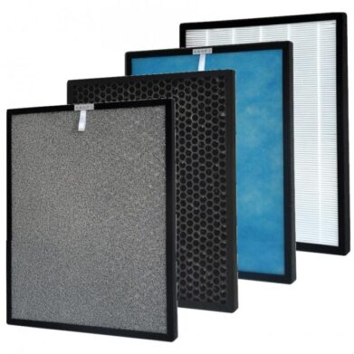 Комплект филтри за пречиствател TWE AP-01 и AP-01N