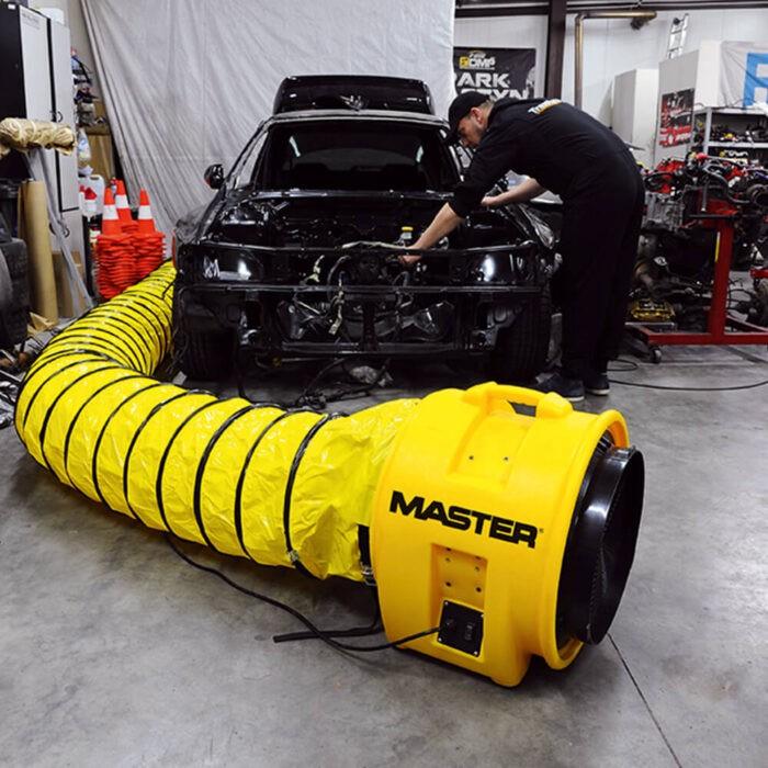 Професионален вентилатор MASTER BL 4800