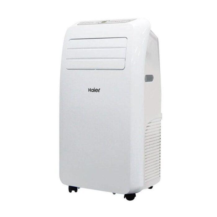Мобилен климатик Haier AM12AA1GAA, 12000 BTU + уплътнител Trotec